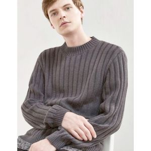 Urban Outfitters Carbon Knit Gray Sweater